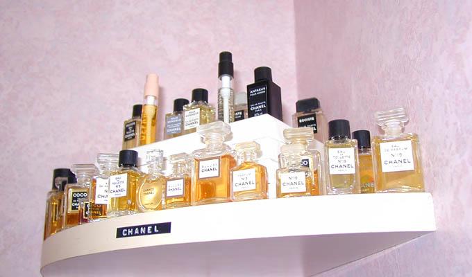 Le hit-parade des parfums femmes