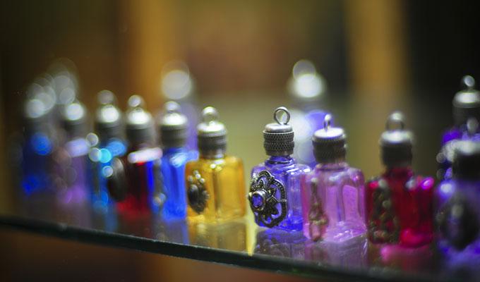 l'origine du parfum