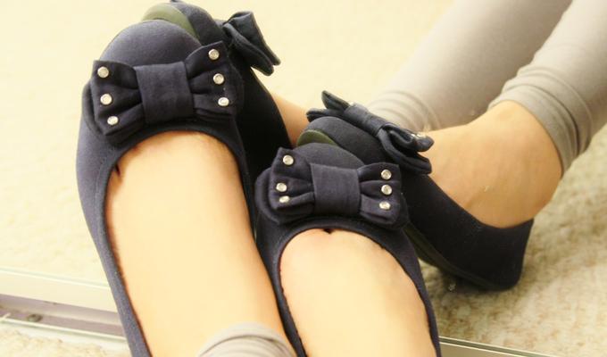 Belle chaussure, ballerine