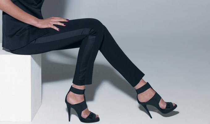 Collection de chaussure de femme