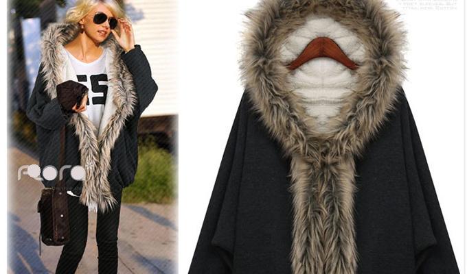 Manteau, vêtement populaire de l'hiver