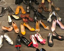 Chaussure fraîche, sandale